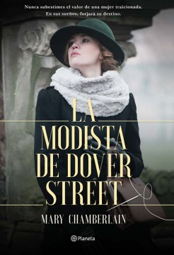 La modista de Dover Street, de Mary Chamberlain