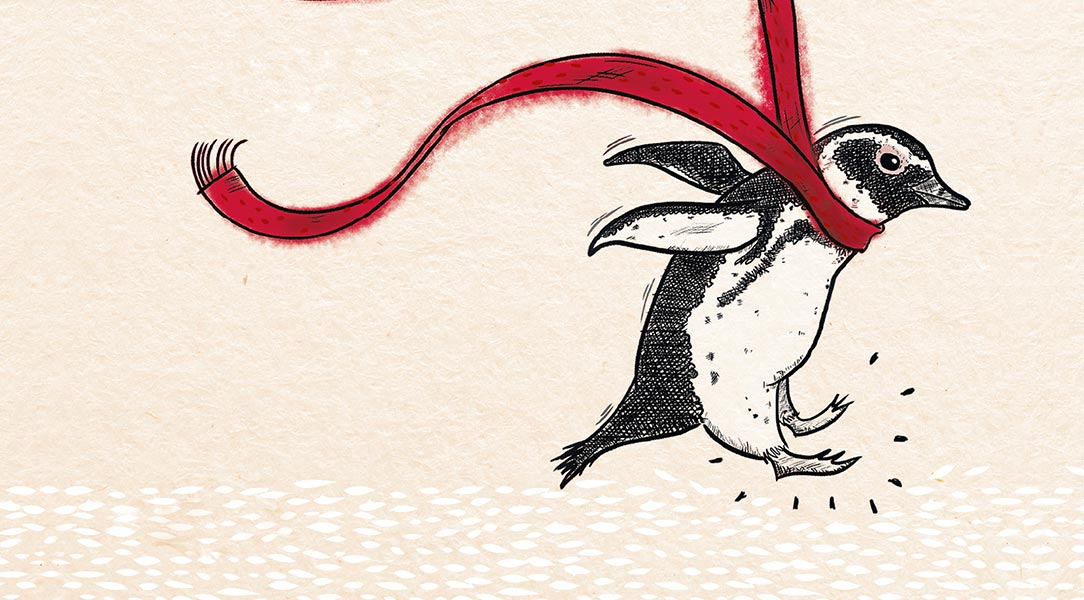 Lo que aprendí de mi pingüino, de Tom Michell