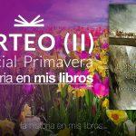 Ganador SORTEO PRIMAVERA (II): El viaje de los cuerpos celestes
