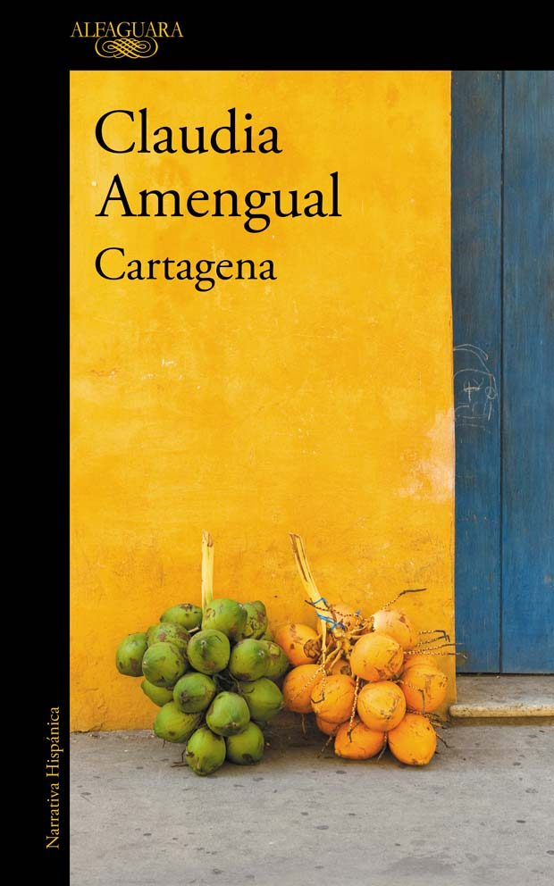 Cartagena (Mapa de las lenguas), de Claudia Amengual