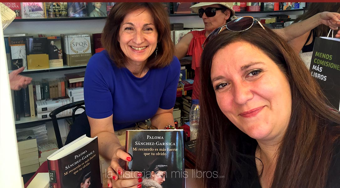 Feria del Libro de Madrid 2016 - La historia en mis libros