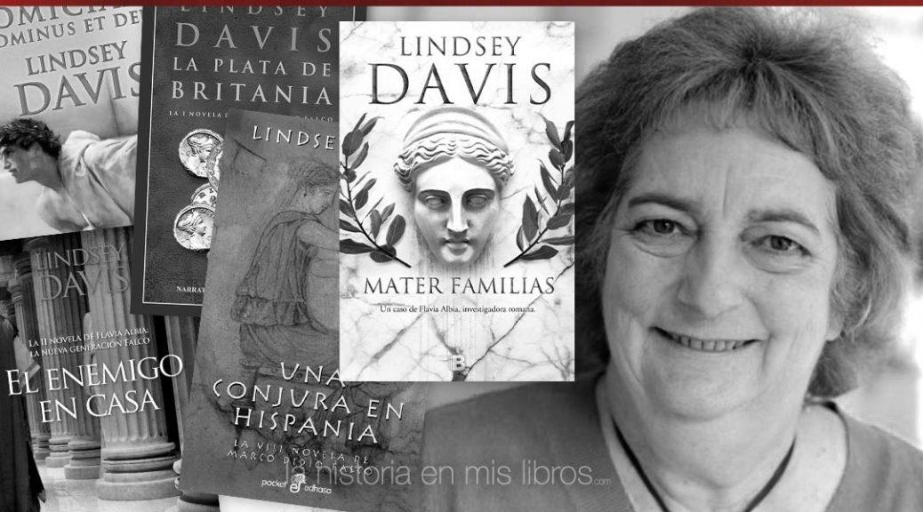 Entrevista a Lindsey Davis, La historia en mis libros