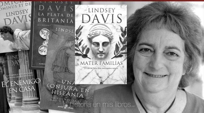 Entrevista a Lindsey Davis