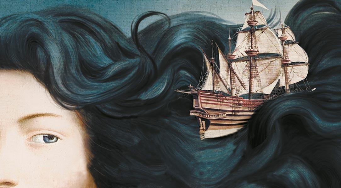 Mar abierta, de María Gudín