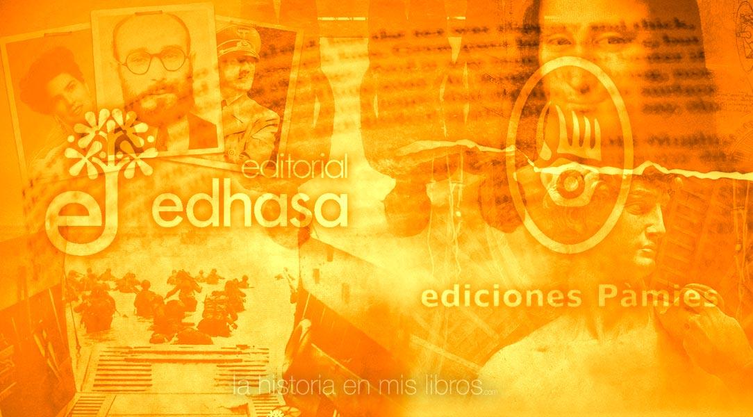 Novedades editoriales - Edhasa y Pamies