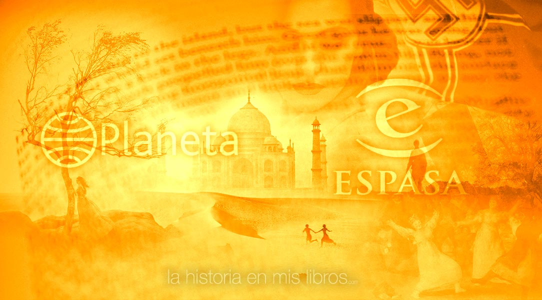 Novedades editoriales - Planeta y Espasa