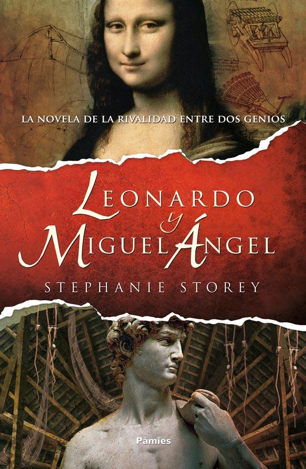 Leonardo y Miguel Ángel, de Stephanie Storey
