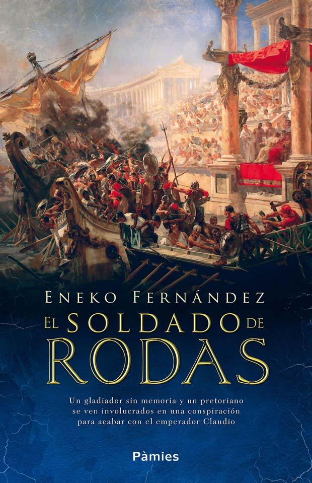 El soldado de Rodas, de Eneko Fernández