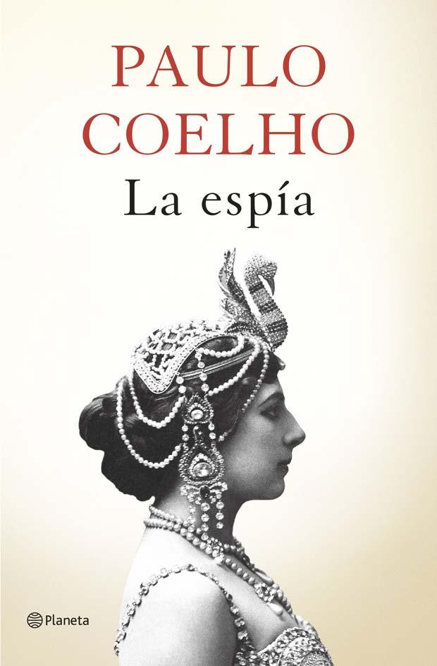 La espía, de Paulo Coelho