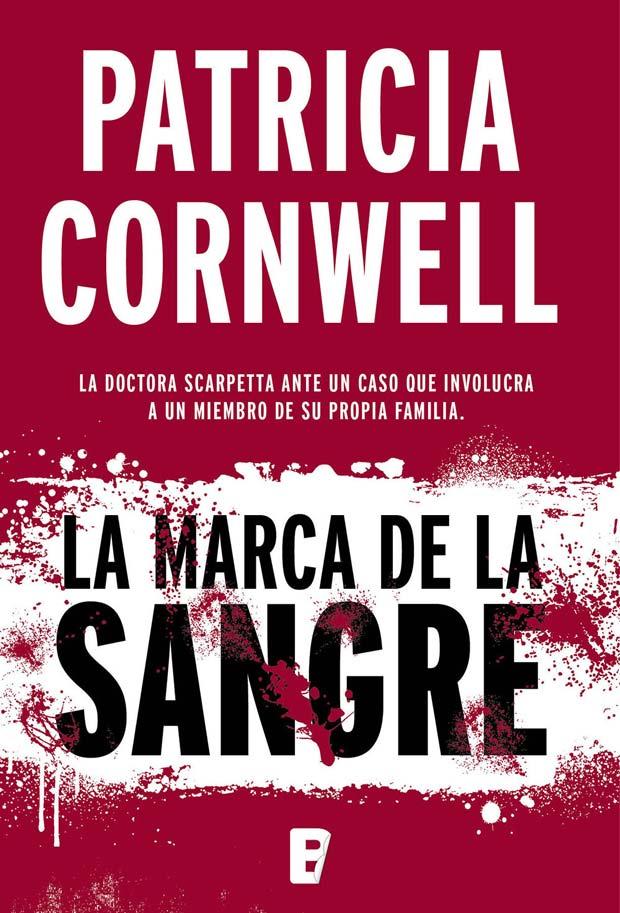 La marca de la sangre, de Patricia Cornwell