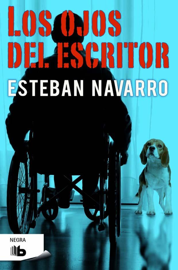 Los ojos del escritor, de Esteban Navarro