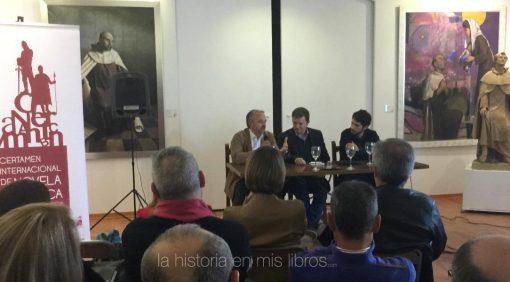 Presentación y charla con Sixto Sánchez Lorenzo y Álvaro Arbina.