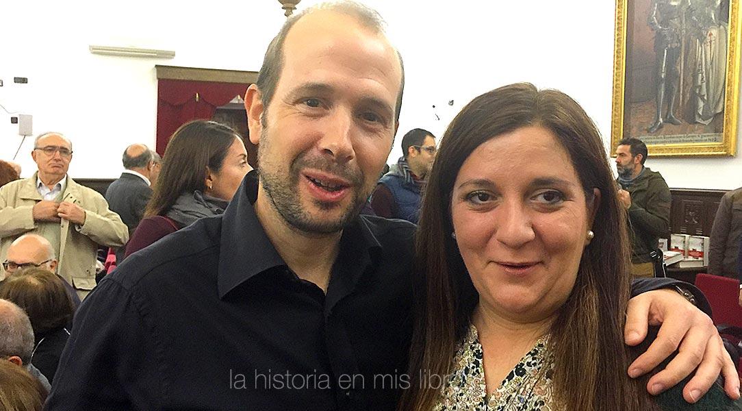 José Manuel Aparicio autor de Banderizos.