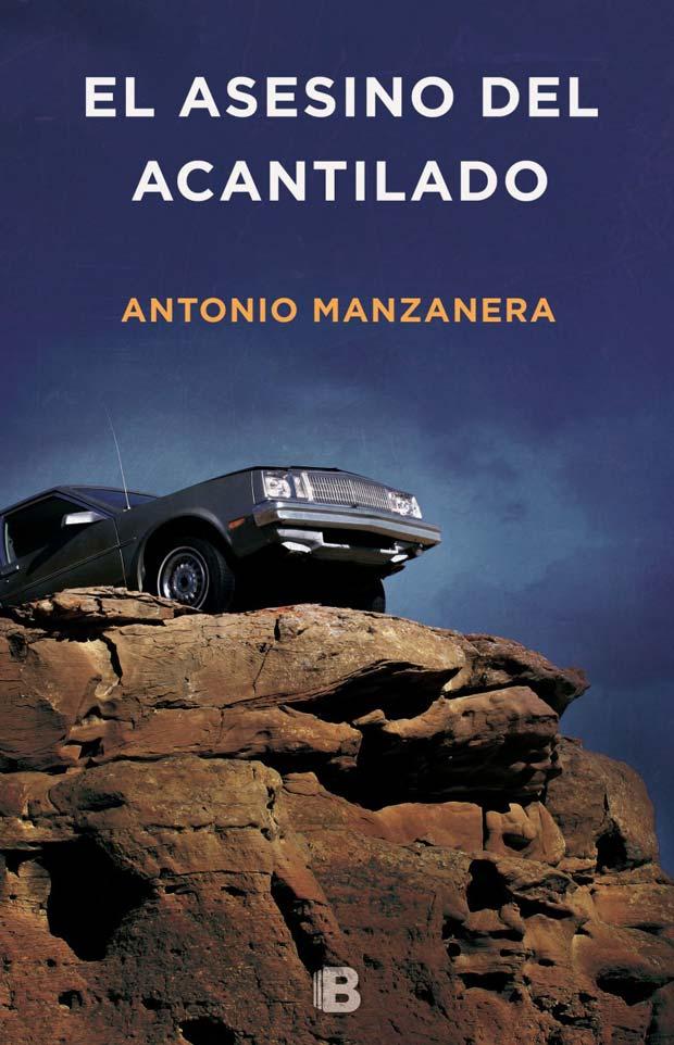 El asesino del acantilado, de Antonio Manzanera