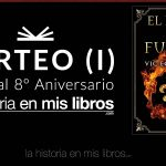 Ganador SORTEO (I): El lirio de fuego