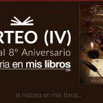 Ganador SORTEO (IV): Te juro lealtad