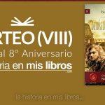 Listado Participantes SORTEO (VIII): Detrás del águila dorada