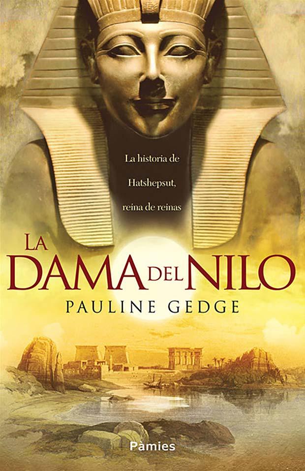 La dama del nilo, de Pauline Gedge