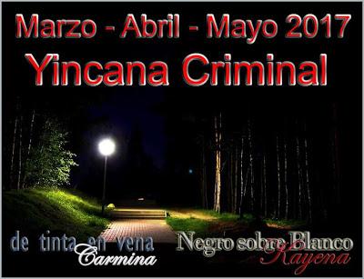 BANNER YINCANA CRIMINAL 2017