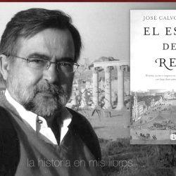 """Entrevista a José Calvo Poyato, autor de """"El espía del rey"""""""