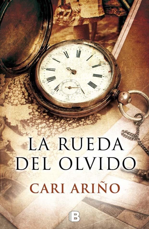 La rueda del olvido, de Cari Ariño
