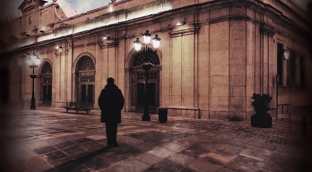 Ojalá estuvieras aquí, de Julio César Cano