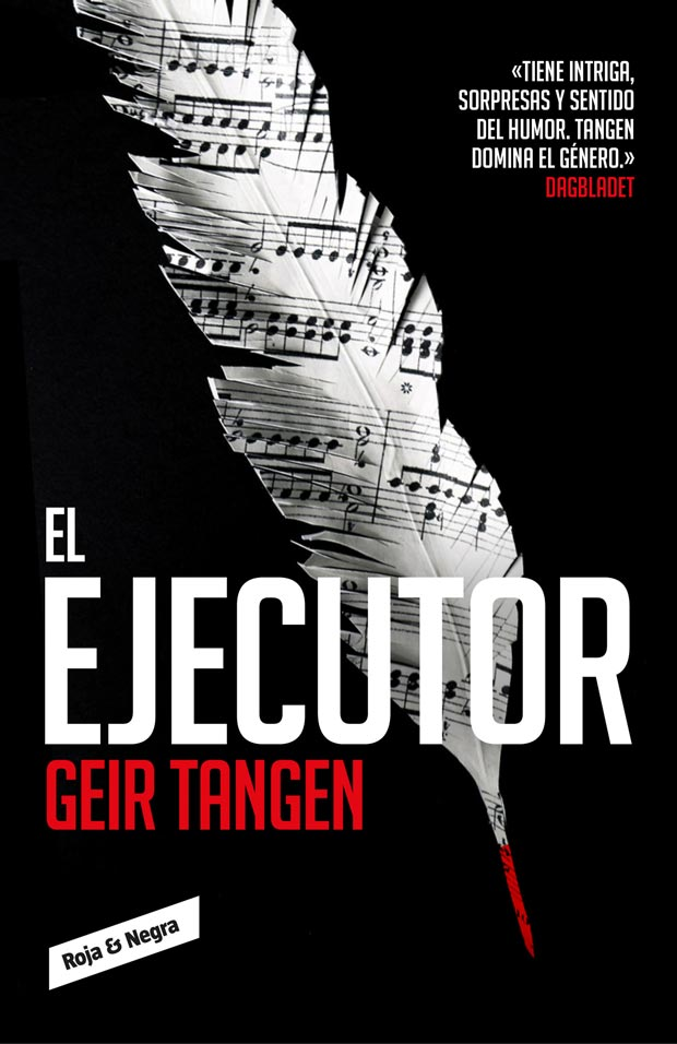 El ejecutor, de Geir Tangen