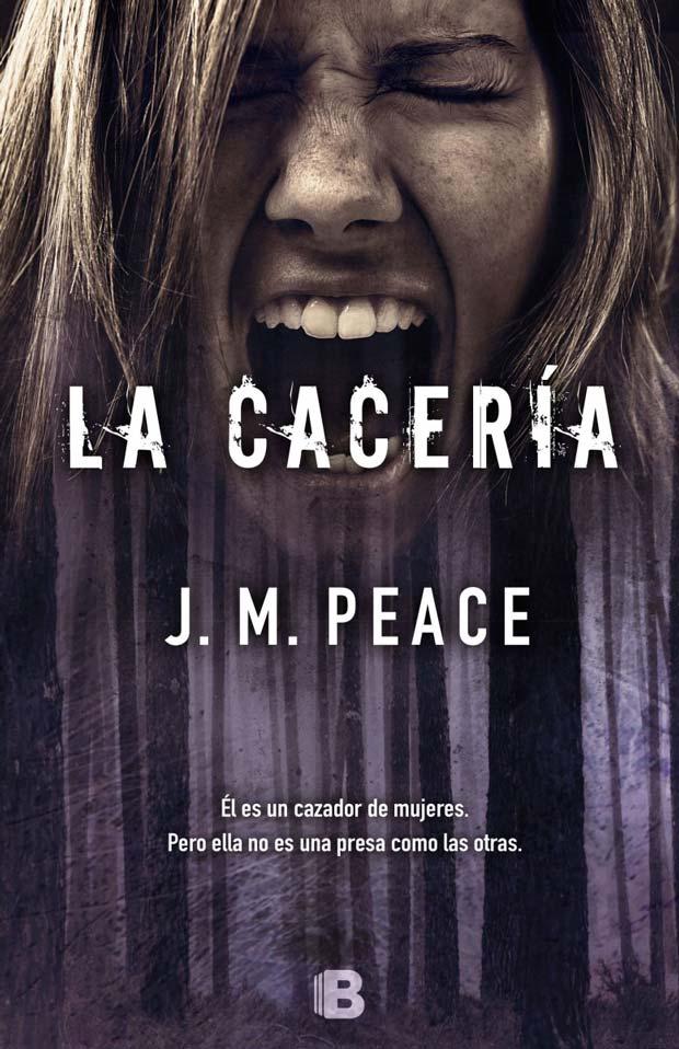 La cacería, de J.M. Peace