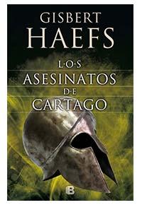 Los asesinatos de Cartago, de Gisbert Haefs