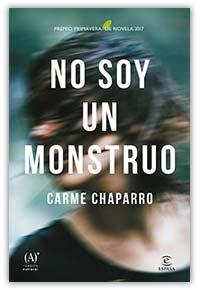 No soy un monstruo, de Carme Chaparro