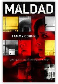 Maldad, de Tammy Cohen