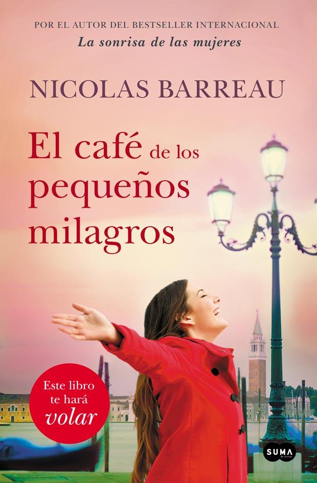 café de los pequeños milagros, de Nicolas Barreau