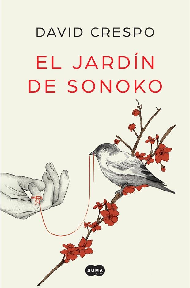 El jardín de Sonoko, de David Crespo