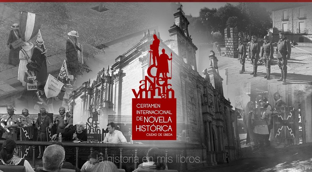 Certamen Internacional de Novela Histórica de Úbeda