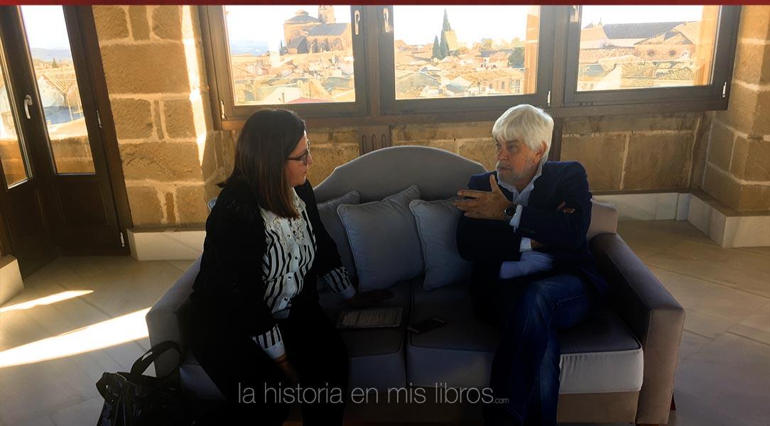 Entrevista a Valerio Massimo Manfredi