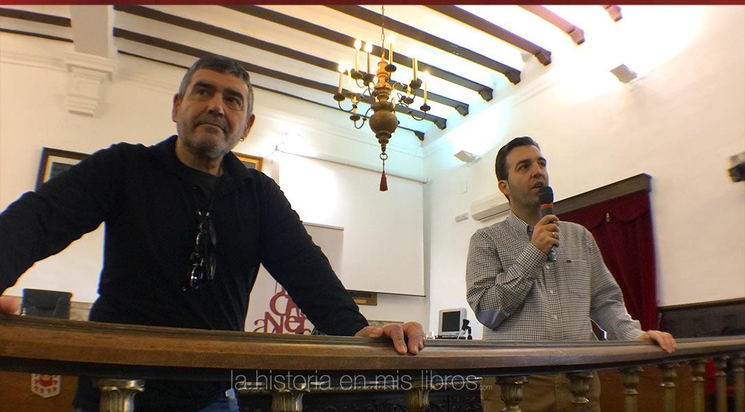"""Presentación de """"Bandera Negra"""", de León Arsenal."""