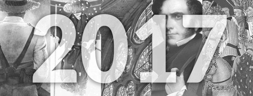 Las 5 mejores novelas históricas del 2017 para La Historia en mis Libros