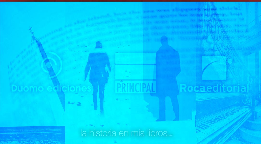 Novedades Editoriales. Enero 2018. Duomo Ediciones, Principal de los Libros, Roca Editorial