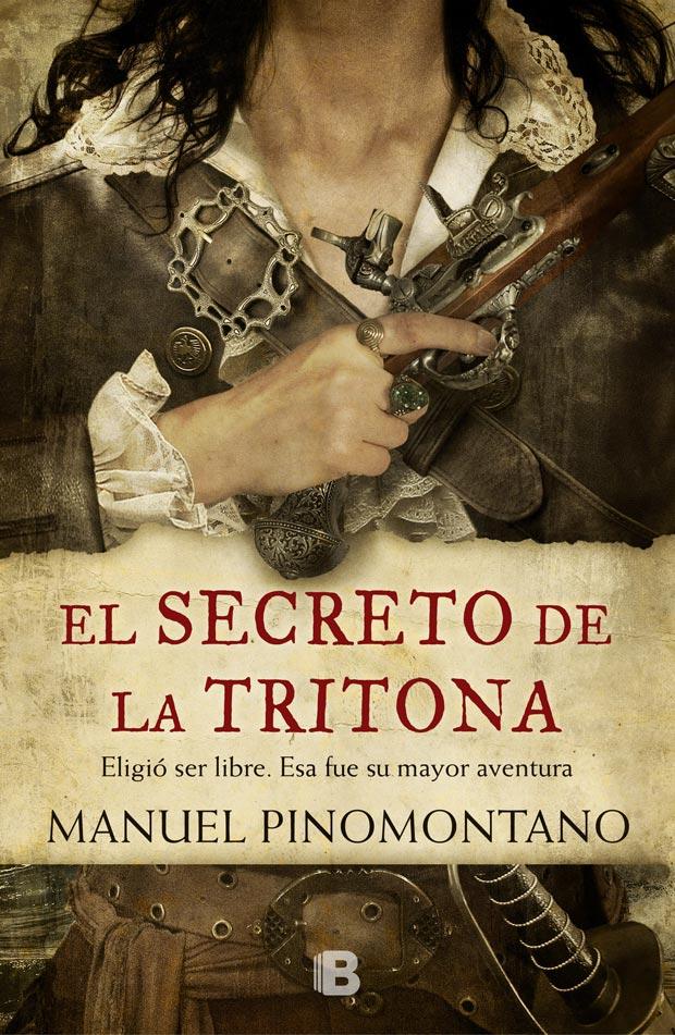 El secreto de la Tritona de Manuel Pinomontano