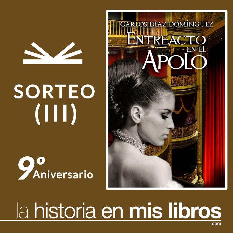Sorteo III: Entreacto en el Apolo, de Carlos Díaz Domínguez