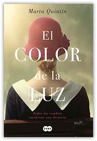 El color de la luz, de Marta Quintín Maza
