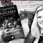 Interview with Crystal King, author of «Feast of Sorrow»