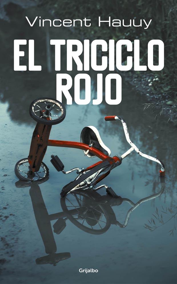 El triciclo rojo, de Vincent Hauuy