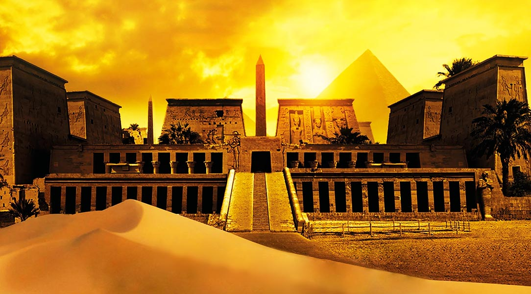 El último faraón, de Wilbur Smith