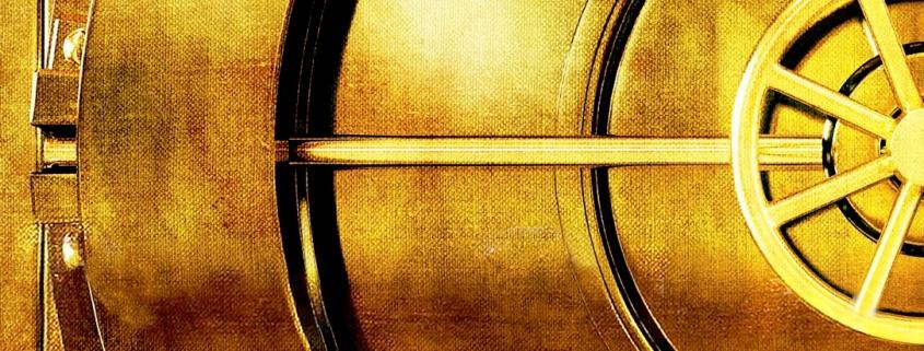 La cámara del oro, de Rodrigo Palacios