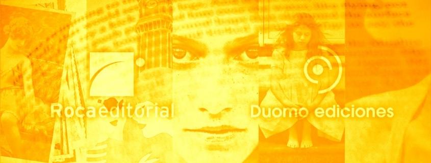 Novedades Editoriales. Septiembre 2018. Roca Editorial y Duomo Ediciones
