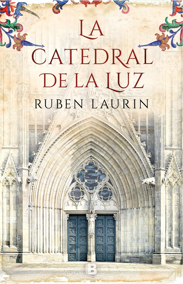 La catedral de la luz, de Ruben Laurin