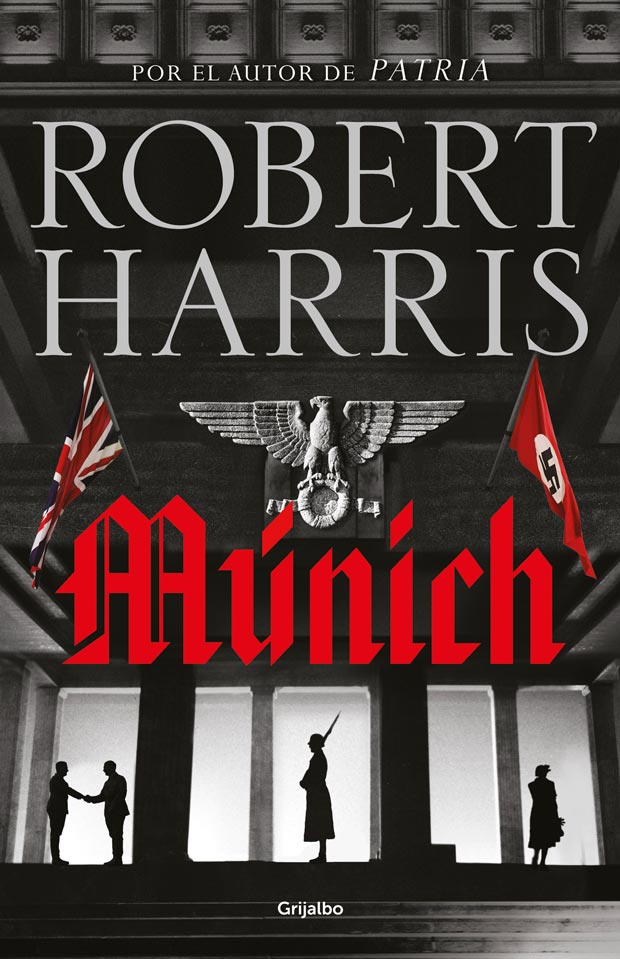 Munich, de Robert Harris