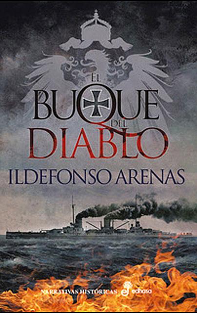 El buque del diablo, de Ildefonso Arenas