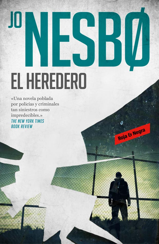 El heredero, de Jo Nesbo